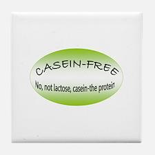 Casein Free Tile Coaster