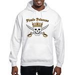 Pirate Princess Hooded Sweatshirt