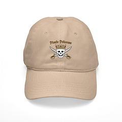 Pirate Princess Baseball Cap