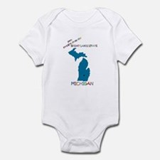 Michigan gift Infant Bodysuit