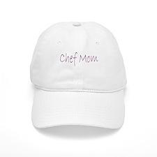 Chef Mom Baseball Cap