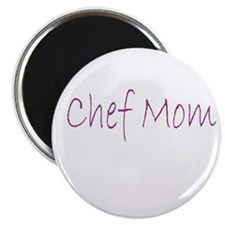 "Chef Mom 2.25"" Magnet (100 pack)"
