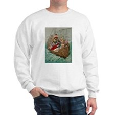 Jesus Storm Sweatshirt