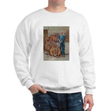 Daniel and the Lions Sweatshirt