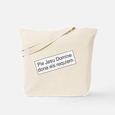 Cute Monty Tote Bag