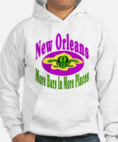 More Bars In More Places Hoodie