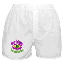 More Bars In More Places Boxer Shorts