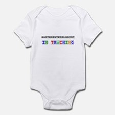 Gastroenterologist In Training Infant Bodysuit