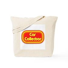 Car Collector (neon) Tote Bag
