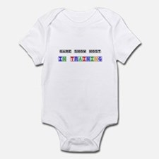 Game Show Host In Training Infant Bodysuit