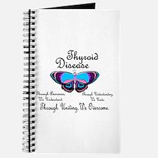 Butterfly Awareness 1 (Thyroid Disease) Journal