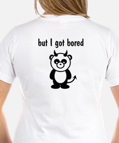 I tried to behave Shirt