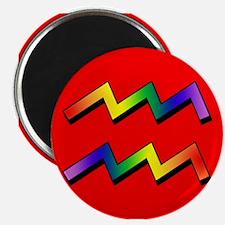 GLBT Aquarius r Magnet