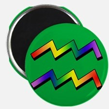 GLBT Aquarius g Magnet