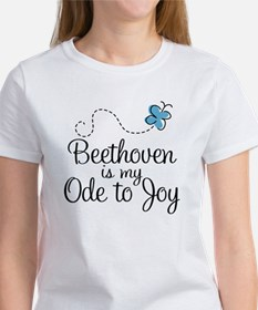 Beethoven Ode To Joy Tee