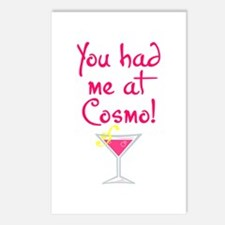 Cosmo - Postcards (Package of 8)