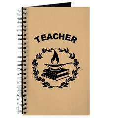 Teacher Theme Journal