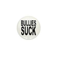 Bullies Suck Mini Button (100 pack)