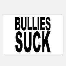 Bullies Suck Postcards (Package of 8)