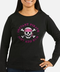 Instant Pirate Lady T-Shirt