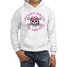 Instant Pirate Lady Hoodie
