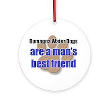 Romagna Water Dogs man's best friend Ornament (Rou