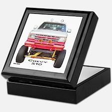 Chevy S10 4X4 Keepsake Box