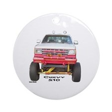 Chevy S10 4X4 Ornament (Round)