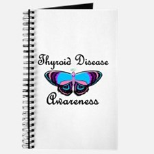 Butterfly Awareness 2 (Thyroid Disease) Journal