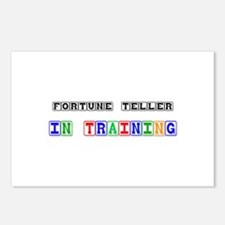 Fortune Teller In Training Postcards (Package of 8
