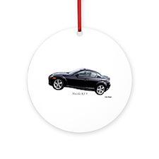Mazda RX8 Ornament (Round)