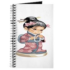 Cute Asian girl Journal