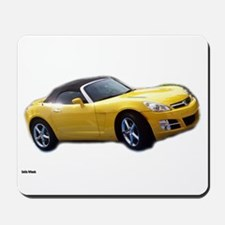 Saturn Sky A Mousepad