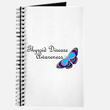 Butterfly Awareness 3 (Thyroid Disease) Journal