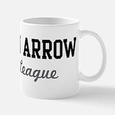 Broken Arrow Beer League Mug