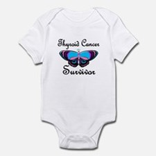 Butterfly Survivor 1 (Thyroid Cancer) Infant Bodys