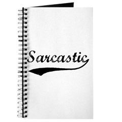 Sarcastic Journal