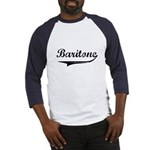 Baritone Swish Baseball Jersey