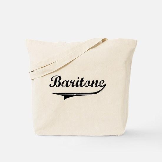 Baritone Swish Tote Bag