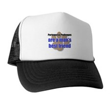 Portuguese Podengos man's best friend Trucker Hat