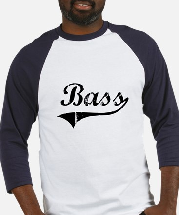Bass Swish Baseball Jersey