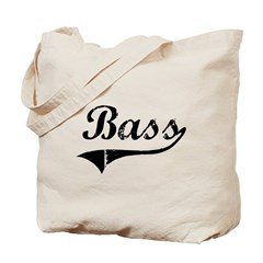 Bass Swish Tote Bag