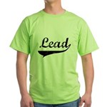 Lead Swish Green T-Shirt