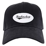 barbershop Black Cap