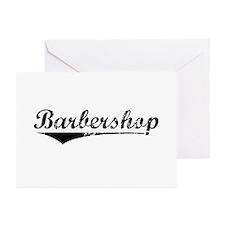 barbershop Greeting Cards (Pk of 10)