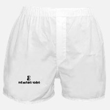 Cute Viola Boxer Shorts