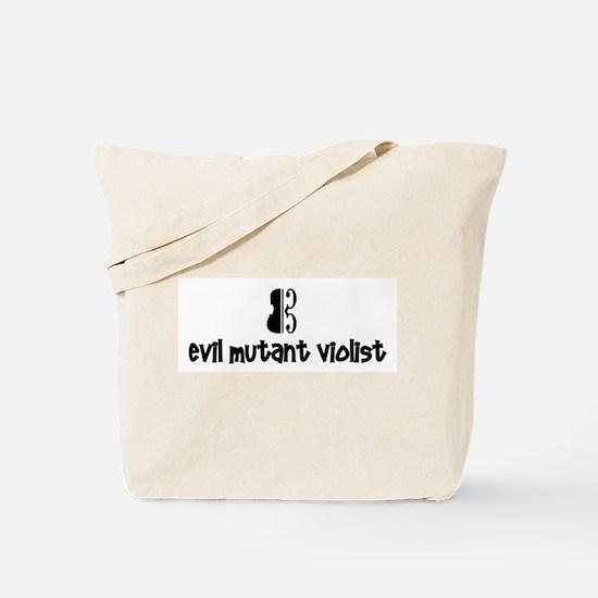 Unique Evil Tote Bag