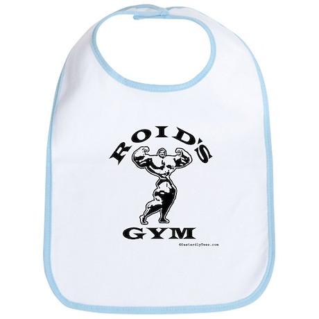 Roid's Gym Bib