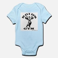 Roid's Gym Infant Creeper