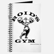 Roid's Gym Journal